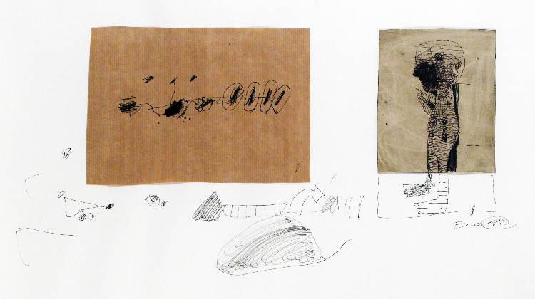 Armen Eloyan; Double drawing
