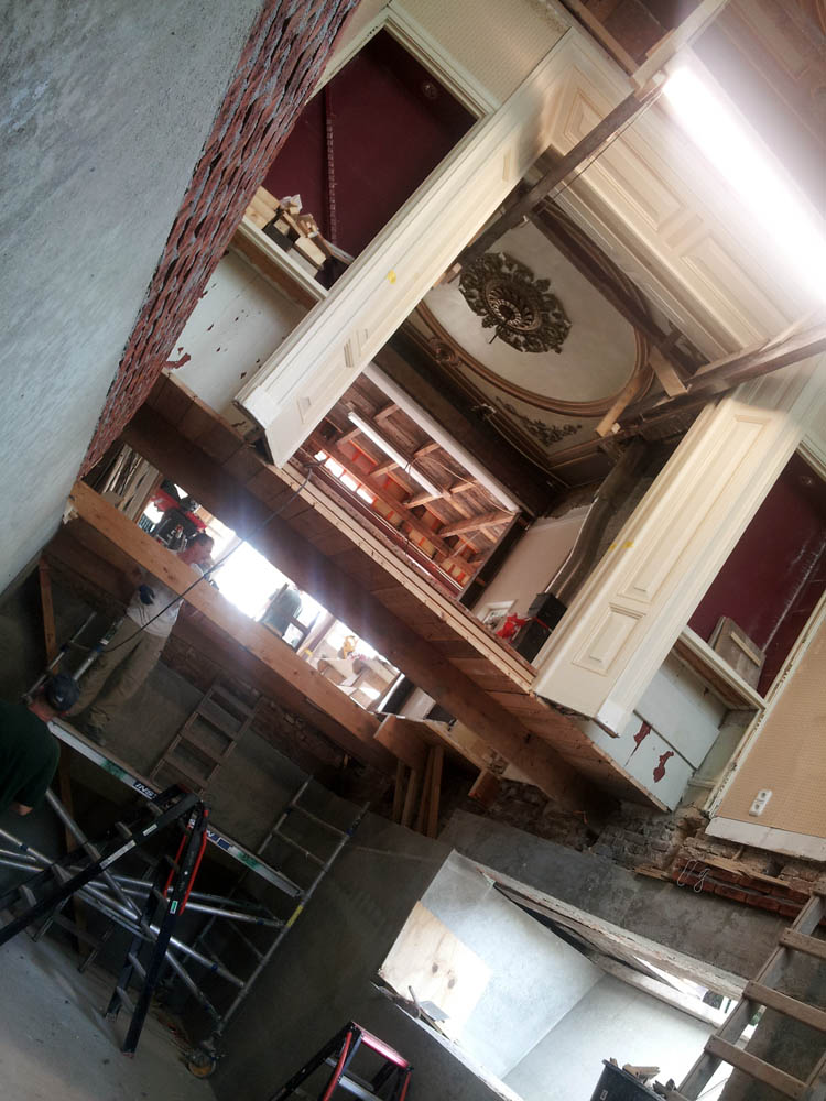 Interieur Ina Bosschers Paol & Co
